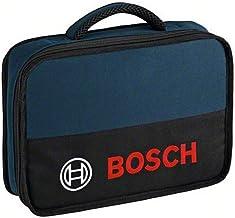 Bosch - Bolsa de herramientas para atornillador a batería GSR 10,8 y otros, de tela, color azul