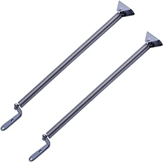 Hoffen 2Pcs Boat Stainless Steel Hatch Support Spring 8-1/4