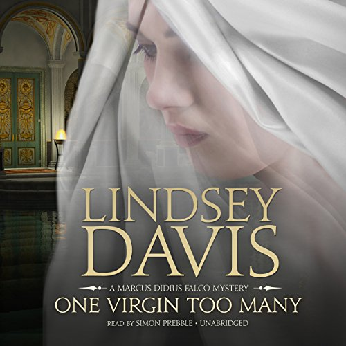 One Virgin Too Many audiobook cover art