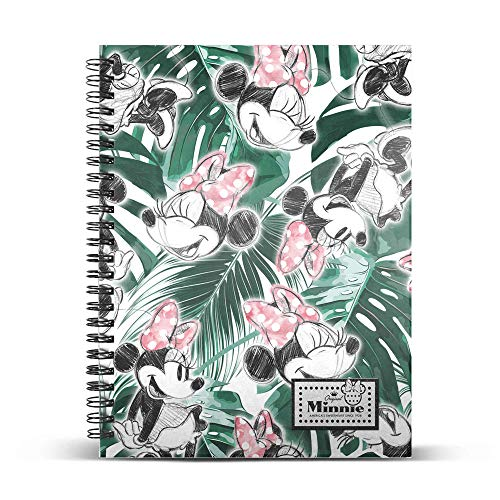 Disney Classic Minnie Aruba-DIN A5 Notizbuch