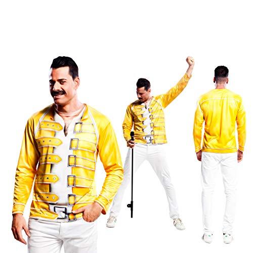 Viving Kostuums Mercury Jongen T-shirt met volledige mouw