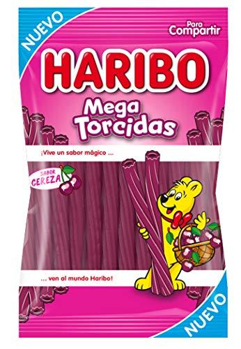 HARIBO Mega Torcidas Cereza, 1x 175 g