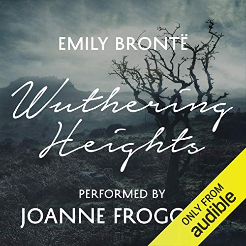 Wuthering Heights Audiobook By Emily Brontë, Ann Dinsdale - introduction cover art