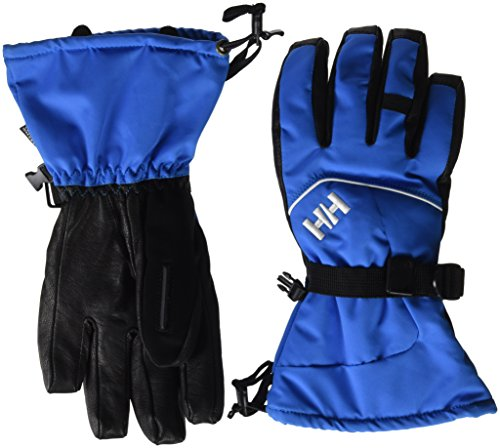 Helly Hansen Herren Journey HT Glove Handschuhe, Racer Blue/Black, S