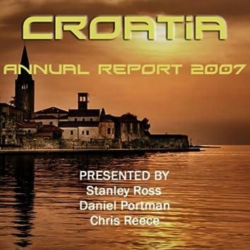 Croatia (Annual Report 2007)