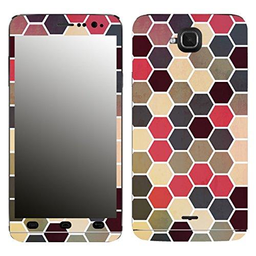 Disagu SF-106087_1205 Design Folie für Wiko Slide - Motiv Polygone 02