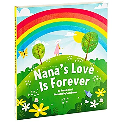 Hallmark Nana's Love is Forever Recordable Storybook Recordable Storybooks Family Juvenile Fiction by Hallmark Co.
