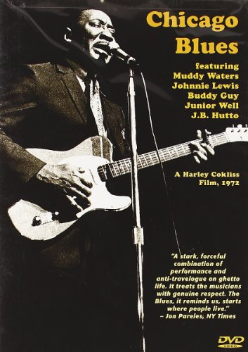 Price comparison product image Chicago Blues Featuring Muddy Waters,  Johnnie Lewis,  Buddy Guy,  Junior Well,  J. B. Hutto