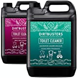 Dirtbusters <span class='highlight'>toilet</span> Macerator Saniflo Descaler Cleaner septic tank safe 2 x 5L berry and ocean fresh