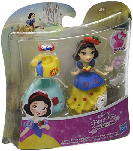 Disney Princess - Mini Princesas A La Moda (Hasbro B5327EU4)