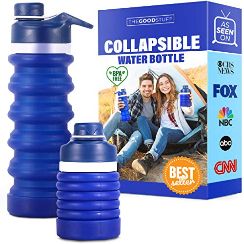Best Collapsible Water Bottle For Travel