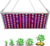 LED Grow Light for Indoor Plants,YGROW Upgraded 75W Growing Lamp Light Bulbs with Exclusive Full Spectrum for Greenhouse Vegetables Plants from Seeding to Harvest