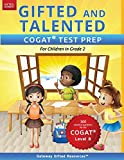 Gifted and Talented COGAT Test Prep Grade 2: Gifted Test Prep Book for the COGAT Level 8; Workbook for...