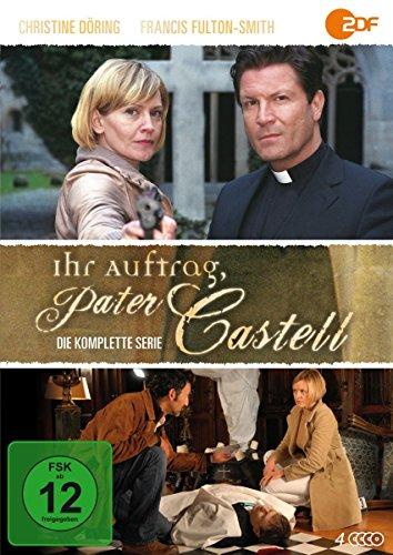Ihr Auftrag, Pater Castell - Die komplette Serie (4 DVDs)