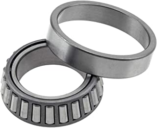 WJB WT32010X - Front Wheel Bearing/Tapered Roller Bearing - Cross Reference: National 32010X/ Timken 32010X/ SKF 32010X, 1...