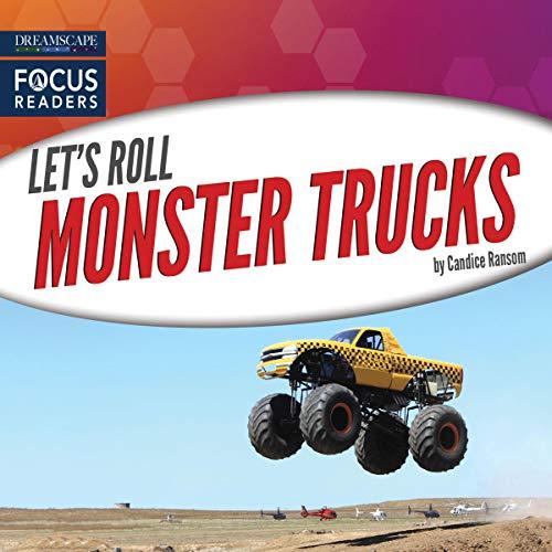 Monster Trucks copertina