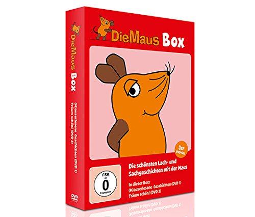 Die Maus-Box (2 DVDs)