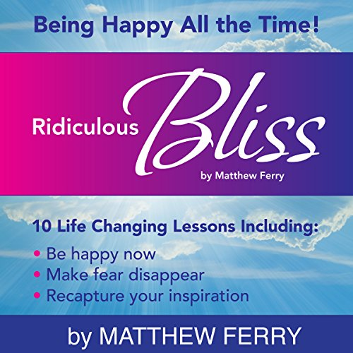 Ridiculous Bliss audiobook cover art
