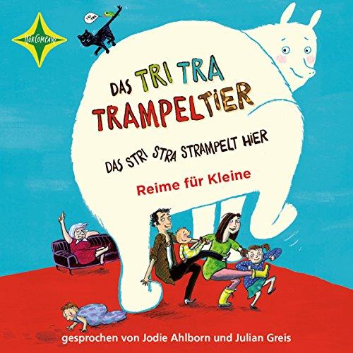 『Das Tri Tra Trampeltier, das stri stra strampelt hier』のカバーアート