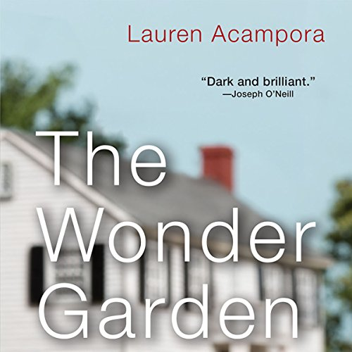 The Wonder Garden audiobook cover art