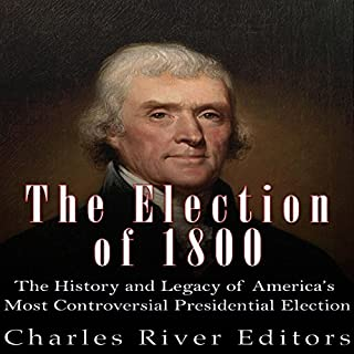 The Election of 1800 cover art