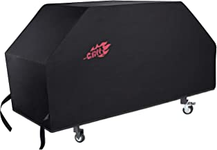VicTsing 36 inch Flat Top Grill Cover, 600D Heavy Duty Waterproof and UV Resistant Canvas BBQ Cover for Blackstone Griddle, Camp Chef 600 Flat Top Grill