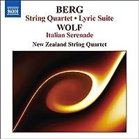 String Quartet Italian Serenade