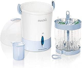 Munchkin Steam Guard Electric Sterilizer, Baby Bottle Pacifier Feeder