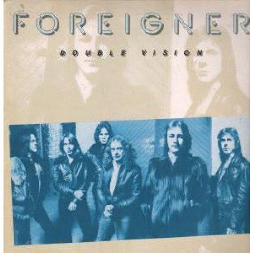 Double Vision LP (Vinyl Album) UK Atlantic 1978