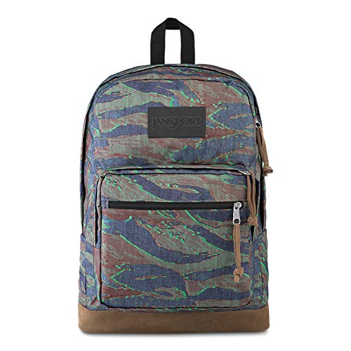 """JanSport Right Pack LS Backpack - Limited Edition 15"""" Laptop Pack   Nimbus Cloud"""