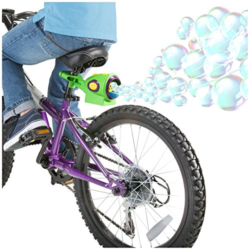 Fuze Bike Bubbler, Motorized (Colors May Vary)