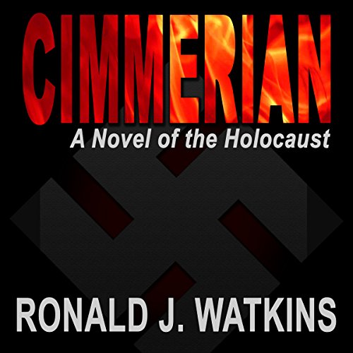 Cimmerian audiobook cover art