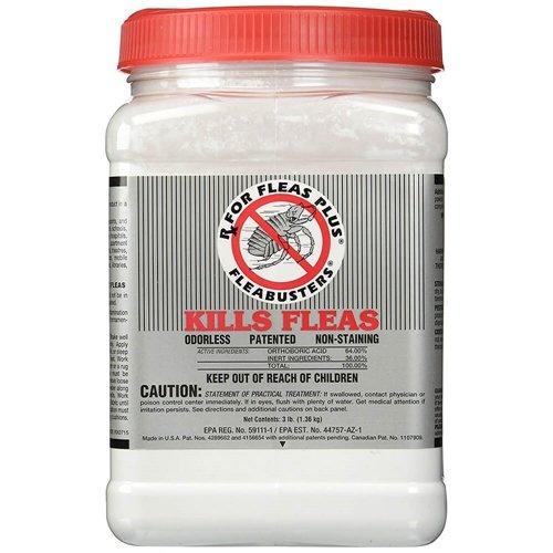 Fleabusters Rx for Fleas Plus Powder