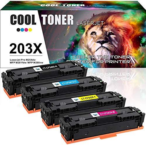 hp laserjet pro m281fdw toner