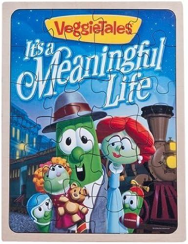 barato It's It's It's A Meaningful Life Wooden Puzzle by American Puzzle Company  bajo precio del 40%