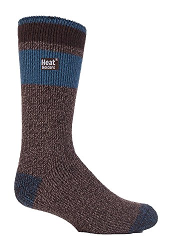 HEAT HOLDERS - Chaudes Neige Hiver Thermiques Chaussettes Homme 39-45 eur (Lowther)