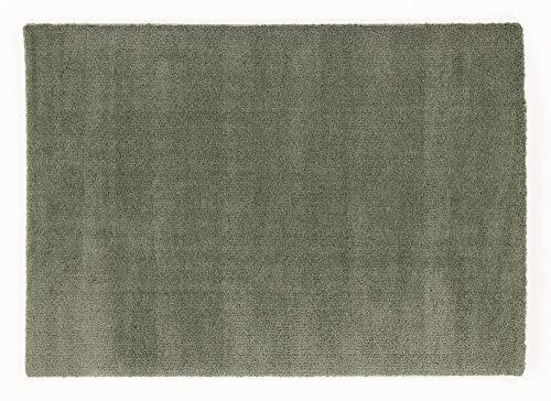 OCI Soft Dream Teppich 779 Oliv 65 x 130 cm