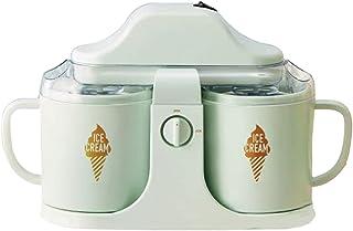 Sorbetière Machine à Crème Glacée pour Enfants, Mini Sorbetière Automatique Aux Fruits, Double Fonction De Mélange Machine...