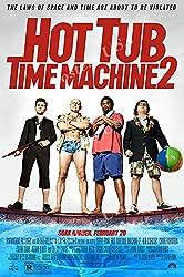 ポスターUSA – Hot Tub Time Machine映画ポスター光沢仕上げ – mov768 16