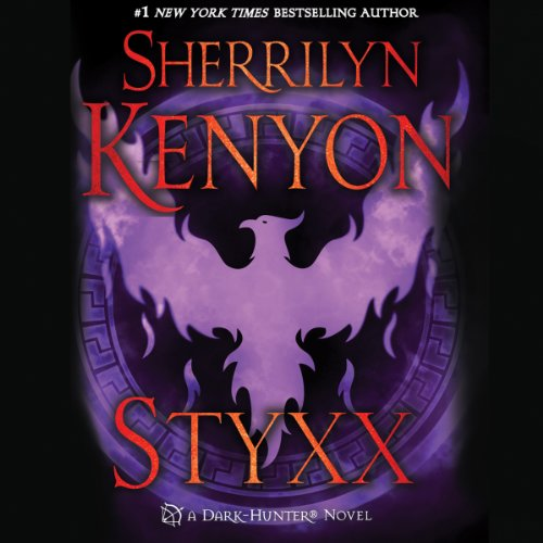 Styxx audiobook cover art