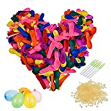Swallowzy Wasser Bomben Water Balloons Wasserballons Luft-ballon DIY Spielzeug, 1000PCS -