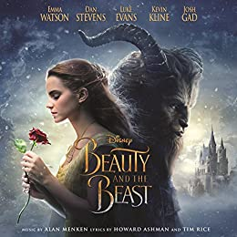 Beauty And The Beast Original Motion Picture Soundtrack Cover
