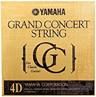 【6本セット】 YAMAHA ヤマハ S14 グランドコンサート クラシックギター バラ弦 4弦