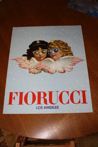 "Fiorucci Original Vintage Italian Ad Poster 21""x24 Los Angeles"