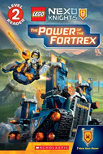 The Power of the Fortrex (Scholastic Reader, Level 2: LEGO NEXO KNIGHTS) (English Edition)
