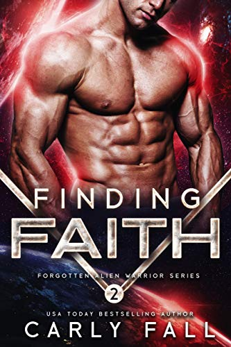 Finding Faith: (An Alien / Sci-Fi Romance)