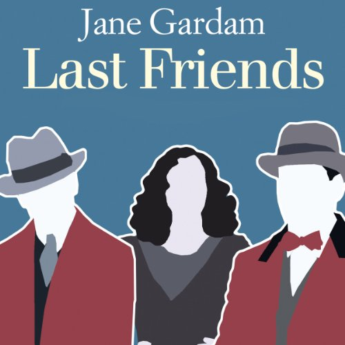 Last Friends audiobook cover art