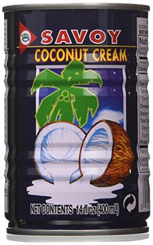 Savoy Coconut Cream 400ml Pack of 6