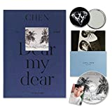 EXO CHEN 2nd Mini Album - Dear My Dear [ MY DEAR ver. ] CD + Booklet + Photocard + Letter + OFFICIAL POSTER + FREE GIFT