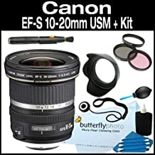 Best canon efs 10 22mm usm wide angle lens Reviews
